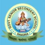 Govt. Sr. Sec. School - Sangaria