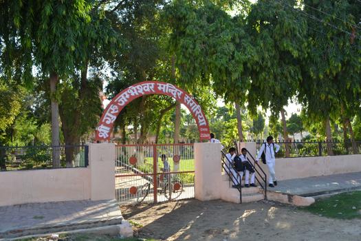 Guru Jambhushwar Mandir Sangaria