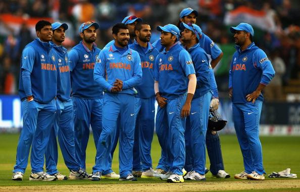 India v Sri Lanka: Semi Final