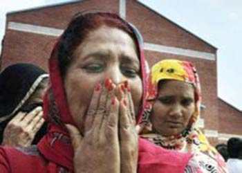 Attack on the Church at Pakistan