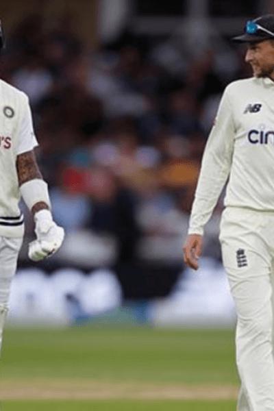 India Vs England 2nd Test macth